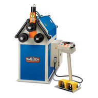 Baileigh Industrial R-h55 220volt Three Phase Roll Bender With Hydraulic Movement Of The Top Roll-1