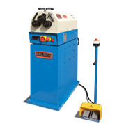 Baileigh Industrial R-m20-220 220v Three Phase Ring And Angle Roll Bender 2 Driven Rolls Manual Top Roll-2
