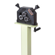 Baileigh Industrial R-m5 Manually Operated Three Roll Ring Roller Includes Stand Tooling For Flat-1