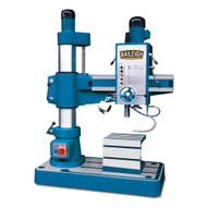 Baileigh Industrial Rd-1000m 220 Volt Three Phase Mechanical Radial Drill Mt4 Spindle Includes Quick And Tappinig Chuck-1