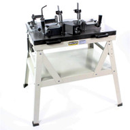 Baileigh Industrial Rts-3012 30 X 12 Sliding Router Table Table Tilts To 45 Degrees For Easy Access To Router(not Included)-1
