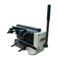 Baileigh Industrial Sb-8 Mini Shear brake Combination. 8 Blade Length 18 Gauge Aluminum Max Capacity-1