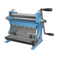 Baileigh Industrial Sbr-1220 3 In 1 Combination Shear Brake And Roll. 12 Bed Width 20 Gauge Mild Steal Capacity-1