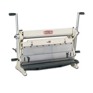 Baileigh Industrial Sbr-3020 3 In 1 Combination Shear Brake And Roll. 30 Bed Width 20 Gauge Mild Steal Capacity-1