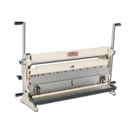Baileigh Industrial Sbr-4020 3 In 1 Combination Shear Brake And Roll. 40 Bed Width 20 Gauge Mild Steal Capacity-1