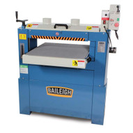 Baileigh Industrial Sd-255 220v Single Phase 3 Hp 25 X 5 Drum Sander With Variable Speed Conveyor-1