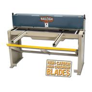 Baileigh Industrial Sf-5216 Heavy Duty Foot (stomp) Shear 52 Length 16 Gauge Mild Steel Capacity-1