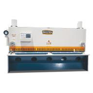 Baileigh Industrial Sh-120250-hd 220 Volt Three Phase Heavy Duty Hydraulic Shear. 120 Length 1 4 Mild Steel Capacity.-2