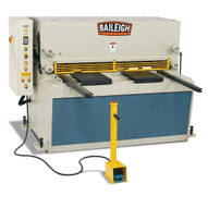Baileigh Industrial Sh-5203-hd 220 Volt Three Phase Heavy Duty Hydraulic Shear. 52 Length 3 (1 4) Gauge Mild Steel Capacity-1