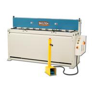 Baileigh Industrial Sh-6014 220 Volt Three Phase Hydraulic Powered Shear. 60 Length 14 Gauge Mild Steel Capacity.-1