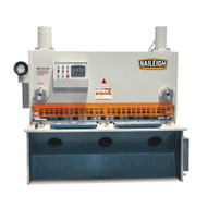 Baileigh Industrial Sh-70250-hd 220 Volt Three Phase Heavy Duty Hydraulic Shear. 70 Length 1 4 Mild Steel Capacity.-2