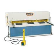 Baileigh Industrial Sh-8010-hd 220 Volt Three Phase Heavy Duty Hydraulic Shear. 80 Length 10 Gauge Mild Steel Capacity.-1