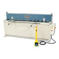 Baileigh Industrial Sh-8014 220 Volt Three Phase Hydraulic Powered Shear. 80 Length 14 Gauge Mild Steel Capacity-1
