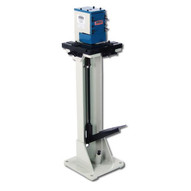 Baileigh Industrial Sn-f16-fn Foot Operated Corner Notcher. 16 Gauge Mild Steel Capacity Up To 3 X 3 At 90 Degrees.-1