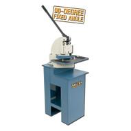 Baileigh Industrial Sn-f16-hn Manually Operated Corner Notcher. 16 Gauge Mild Steel Capacity.-1