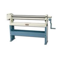 Baileigh Industrial Sr-5016m Manual Slip Roll 50 Width 16 Gauge Mild Steel Capacity-1