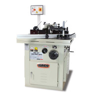 Baileigh Industrial Ss-3528-st 220v Single Phase 5 Hp Tilting Spindle Shape With Sliding Table-2