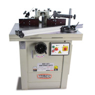 Baileigh Industrial Ss-3528-s 220v Single Phase 5 Hp Spindle Shape With Sliding Table35 X 28 Working Table-2