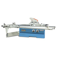 Baileigh Industrial Sts-14120-dro 220v Three Phase 7.5 Hp 14 Sliding Table Saw With Dro For Rip And Cross Cut Fences-3
