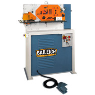 Baileigh Industrial Sw-443 220v 3phase 44 Ton 4 Station Ironworker-1