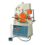 Baileigh Industrial Sw-621 220v 1phase 62 Ton 5 Station Ironworker-1