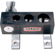 Baileigh Industrial Tn-125m Manually Operated Non-mitering Pipe Notcher For 3 4 1 And 1-1 4 Pipe-1