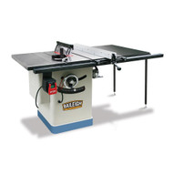 Baileigh Industrial TS-1040E-50-1.0 220v Single Phase 10 Entry Level Cabinet Style Table Saw 40 X 27 Table-4