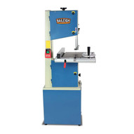 Baileigh Industrial Wbs-12 3 4 Hp 110v 12 Wood Working Vertical Bandsaw Rip Fence And Miter Gauge-4