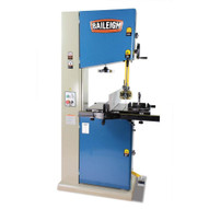 Baileigh Industrial WBS-18-1.0 3 Hp 220v Single Phase 18 Industrial Wood Working Vertical Bandsaw 20 X 24 Table Size-5