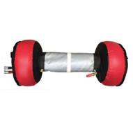 B & B Pipe Tools 1036 30 Pronto Purge System (750 Mm Nominal & 735-760 Mm Internal)-2