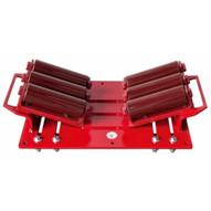 B & B Pipe Tools 2135HD (6 Roller) Beam Pipe Clamp Roller 16-60 In. 20000 LB Cap-3