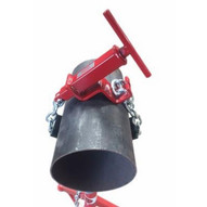 B & B Pipe Tools 3506 Pipe Hold Down Chain 16 Capacity-1