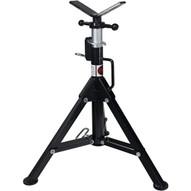 B & B Pipe Tools 3900 Folding Leg V-head Pipe Jack 2500 Lb Capacity (MOST POPULAR)-0