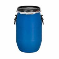 Jescraft BC-160HD 16 Gallon Open Head Plastic Drum-3