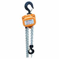Bison Lifting CH05-20 12 Ton Manual Chain Hoist 20' Lift-1