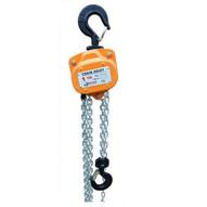 Bison Lifting CH10-20 1 Ton Manual Chain Hoist 20' Lift-1