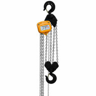 Bison Lifting CH100-20 10 Ton Manual Chain Hoist 20' Lift-1