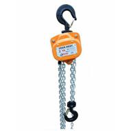 Bison Lifting CH20-10 2 Ton Manual Chain Hoist 10' Lift-1