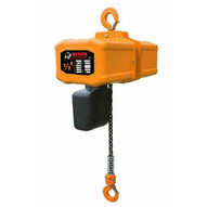 Bison Lifting HH-B05 12 Ton Single Phase 20' Electric Chain Hoist-1