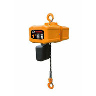 Bison Lifting HH-B10 1 Ton Single Phase 20' Electric Chain Hoist-1