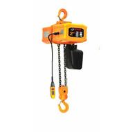 Bison Lifting HH-B20 2 Ton Single Phase 20' Electric Chain Hoist-1