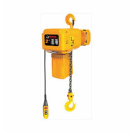 Bison Lifting HHBDSK02-01D 2 Ton 3 Phase Dual Speed 20' Electric Chain Hoist-1