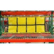 Bednet BN-RSB-146.5 Rack Safety Net - Fixed (12 Ft. Bay)-1