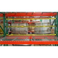 Bednet BN-RSS-122.5 Rack Safety Strap (10 Ft. Bay)-2