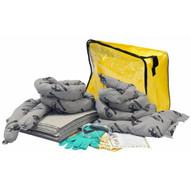 Brady SKA-CFB Emergency Response Portable Spill Kit - Allwik�-1