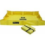 Brady SB-SL46 4' X 6' X 8 Lightweight Portable Spill Berm - 4'l X 6'w X 8h-1