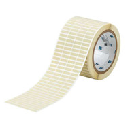 Brady THT-14-724-10 Thermal Transfer Printable Labels - Amber (10000 per Roll)-2