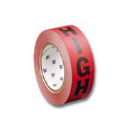 Brady 55368 Ammonia (iiar) Tape - 4 X 30 Yds - Black On Red-1