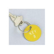 Brady 58973 Nickel Plated Key Ring - 1 Diameter-1