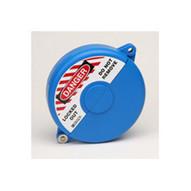 Brady 65589 Xl Gate Valve Lockout - Blue-1